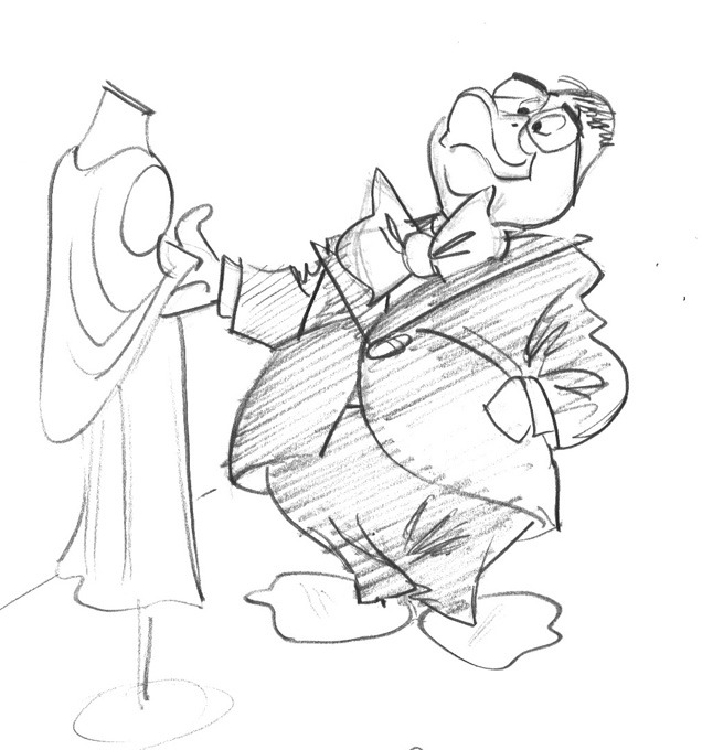 daan-jippes_alber-elbaz_-elle-caricature